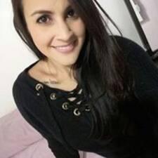 Cristiane felhasználói profilja