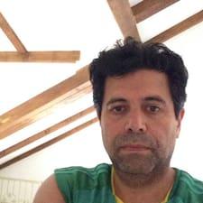 Henkilön Mahmoud Reza käyttäjäprofiili