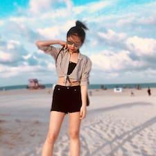 Nutzerprofil von Wanying