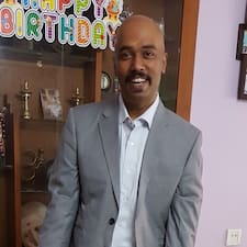 Profil utilisateur de Krishnan