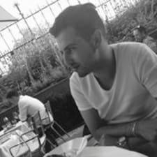 Yassine felhasználói profilja
