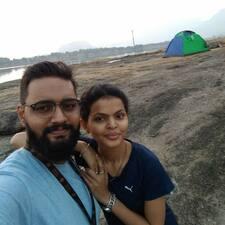 Pooja User Profile