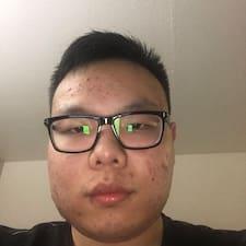 Perfil do utilizador de Wu