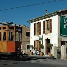 Mallorca - Uživatelský profil