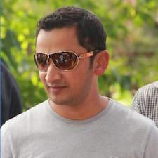 Chanchal felhasználói profilja