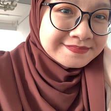 Nur Syahirah User Profile