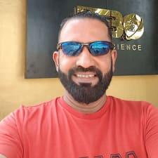 Rajesh Kumar - Uživatelský profil