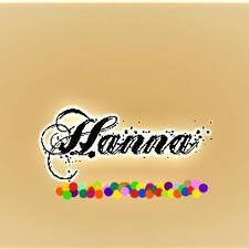 Profil utilisateur de Hanna