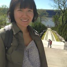 Användarprofil för Cindy Ji Hye