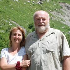 Henkilön Vladimír käyttäjäprofiili