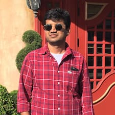 Användarprofil för Bhupendra
