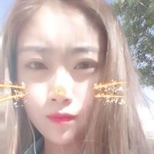 Perfil do utilizador de 倩茹
