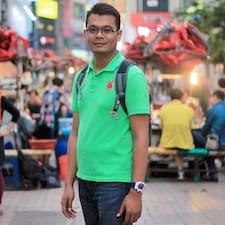 Profil utilisateur de Khairul