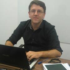 Alencar felhasználói profilja