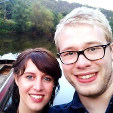 Samantha & Adam User Profile