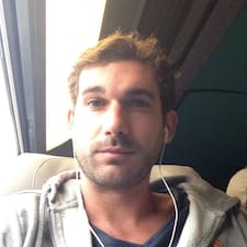 Mathieu felhasználói profilja
