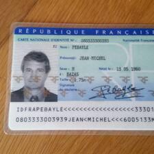 Jean-Michel felhasználói profilja