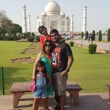 Harsha Vardhan felhasználói profilja