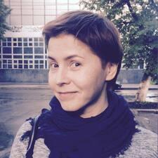 Profil utilisateur de Liliya