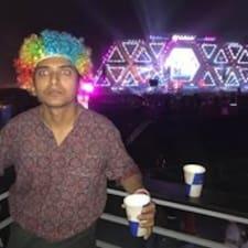 Saurav felhasználói profilja