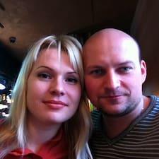 Profil utilisateur de Максим И Лидия