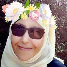 Nutzerprofil von Souad