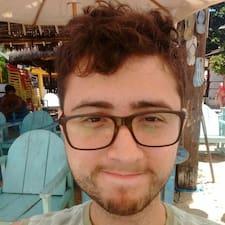 Perfil do utilizador de Luiz E