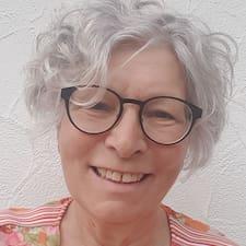 Henkilön Ingeborg käyttäjäprofiili
