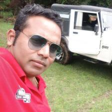 Henkilön Amith Mohan käyttäjäprofiili