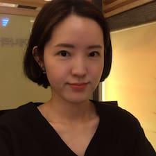 Perfil do usuário de Wonjeong