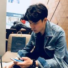 Sungwon felhasználói profilja