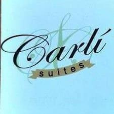 Perfil do utilizador de Suites Carli