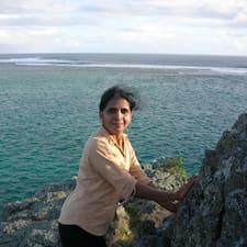 Nutzerprofil von Indira