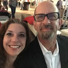 Profilo utente di Judith & Steve