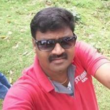 Perfil do usuário de Saravanan