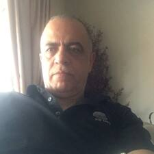 Perfil do utilizador de Abdul Ghani