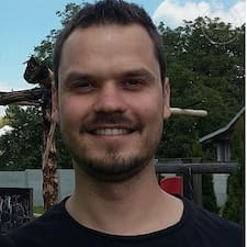 Профиль пользователя Vladimír