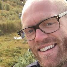 David Eklund felhasználói profilja