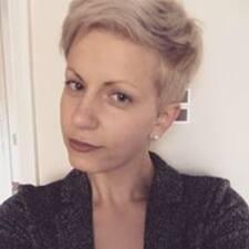 Greta - Uživatelský profil