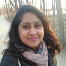 Profil korisnika Manjistha
