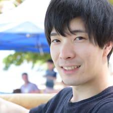 Kohei felhasználói profilja