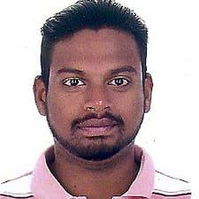 Profil utilisateur de Baranee