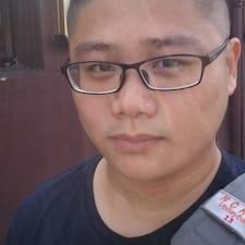 Profil utilisateur de Gordon Kai-Chieh