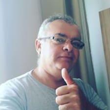 Henkilön Saulo Augusto käyttäjäprofiili