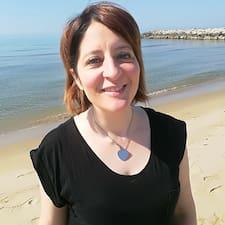 Gebruikersprofiel Francesca