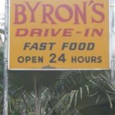 Profil utilisateur de Byron