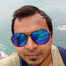 Avinash felhasználói profilja