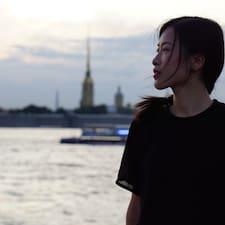 Xiaoyan felhasználói profilja