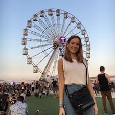 Profil utilisateur de Marieli