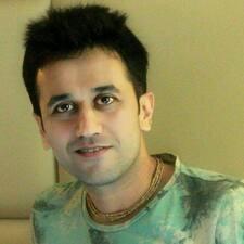 Perfil do utilizador de Gaurav